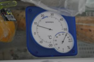 庫内温度7~8℃