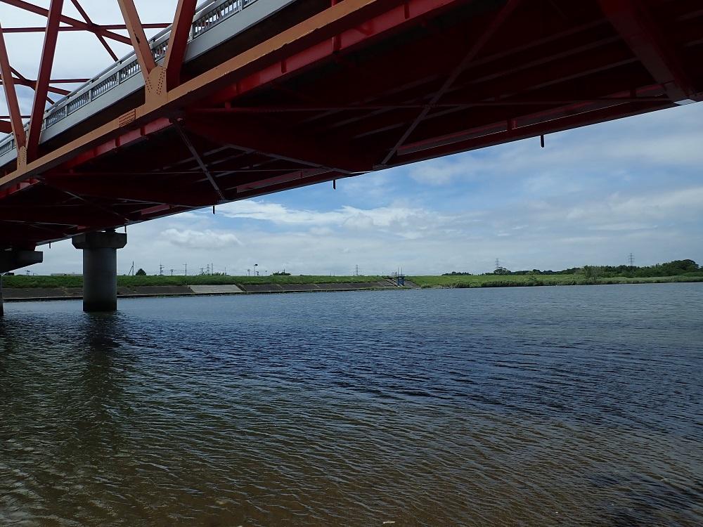 久慈川下流域